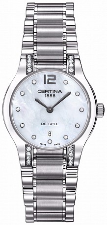 Certina DS Spel C012.209.61.116.00 Lady
