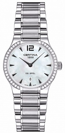 Certina DS Spel C012.209.61.117.00 Lady