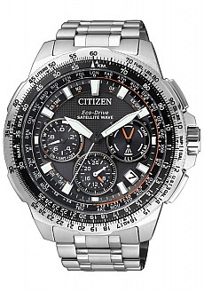 Citizen Promaster CC9020-54E Promaster Sky Chrono GPS Satellite Wave