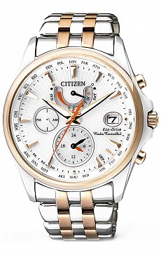 Citizen Radio Controlled FC0014-54A Lady Radio Controlled Eco Drive