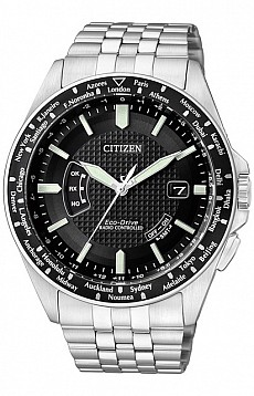 Citizen Radio Controlled CB0021-57E Radio Controlled Eco Drive