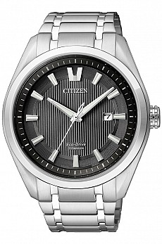 Citizen Super titanium AW1240-57E Eco Drive