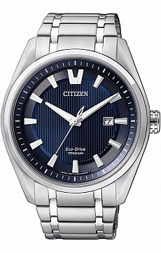 Citizen Super titanium AW1240-57L Eco Drive