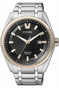 Citizen Super titanium AW1244-56E Eco Drive
