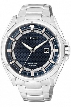 Citizen Super titanium AW1400-52L Eco Drive
