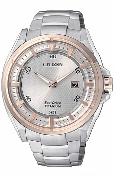 Citizen Super titanium AW1404-51A Eco Drive