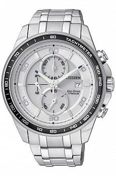 Citizen Super titanium CA0340-55a Eco Drive