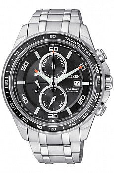 Citizen Super titanium CA0340-55e Eco Drive