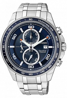 Citizen Super titanium CA0345-51L Eco Drive