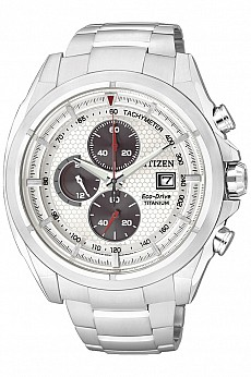 Citizen Super titanium CA0550-52A Chrono Eco Drive