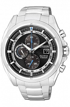 Citizen Super titanium CA0550-52E Chrono Eco Drive