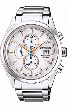 Citizen Super titanium CA0650-82B Eco Drive