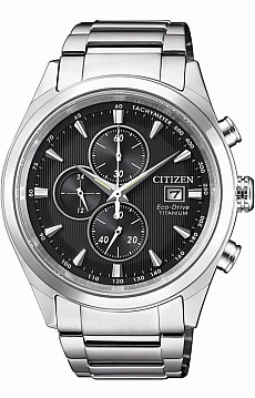 Citizen Super titanium CA0650-82F Eco Drive