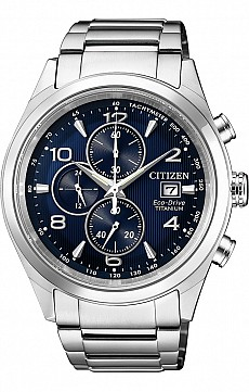 Citizen Super titanium CA0650-82L Eco Drive