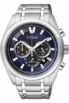 Citizen Super titanium CA4010-58L Chrono Eco Drive