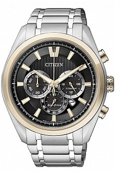 Citizen Super titanium CA4014-57E Chrono Eco Drive