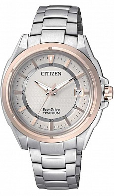 Citizen Super titanium FE6044-58A Eco Drive