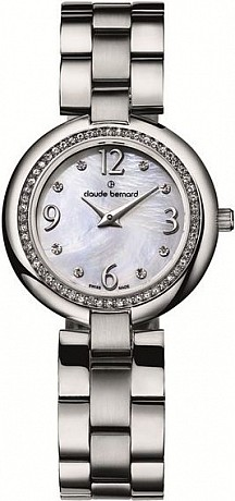 Claude Bernard Dress Code 20082 3 NAP Lady Slim Line