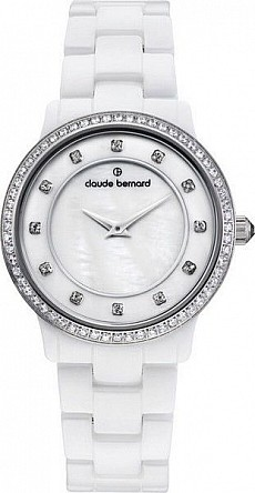 Claude Bernard Dress Code 20203 BA B Lady Slim Line
