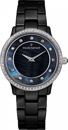 Claude Bernard Dress Code 20203 NA N Lady Slim Line