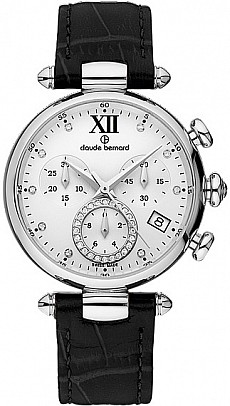 Claude Bernard Dress Code 10215 3 APN1 Lady Chronograph