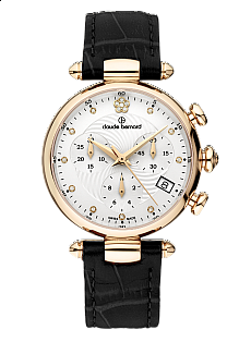 Claude Bernard Dress Code 10215 37R APR2 Lady Chronograph
