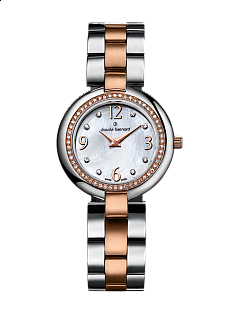 Claude Bernard Dress Code 20082 357R NAP Lady Slim Line