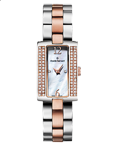 Claude Bernard Dress Code 20083 357R NAP Lady Slim Line