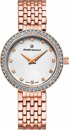 Claude Bernard Dress Code 20204 37R B Lady Slim Line