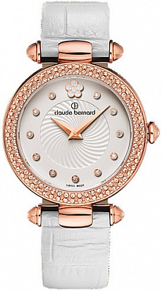 Claude Bernard Dress Code 20504 37RP APR Quartz