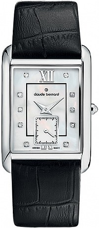 Claude Bernard Dress Code 23097 3 NAPN Small Second