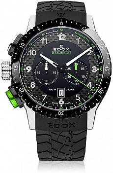 Edox Chronorally 1 10305 3NV NV Chronograph