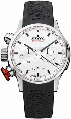 Edox Chronorally 10302 3 AIN Chronograph