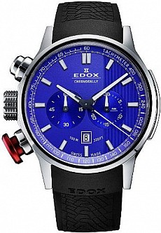 Edox Chronorally 10302 3 BUIN Chronograph