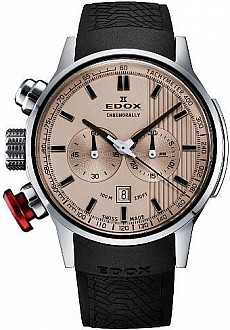 Edox Chronorally 10302 3 ROIN Chronograph