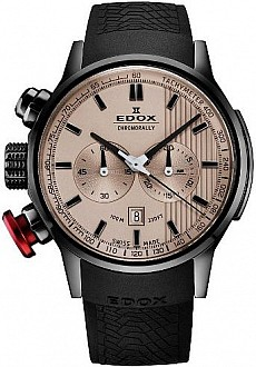 Edox Chronorally 10302 37N ROIN Chronograph