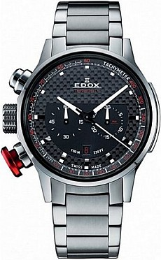 Edox Chronorally 10302 3M NIN2 Chronograph