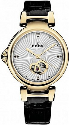 Edox Lapassion 85025 37RC AIR Open Heart