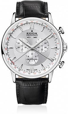 Edox Les Bémonts 10501 3 AIN Chronograph Complication
