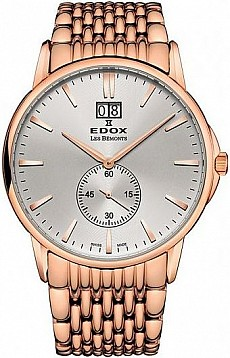 Edox Les Bémonts 64012 37RM AIR Day Date