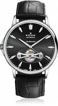 Edox Les Bémonts 85021 3 NIN Open Heart