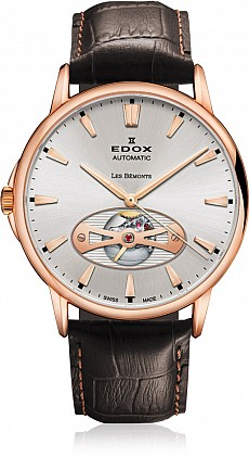 Edox Les Bémonts 85021 37R AIR Open Heart