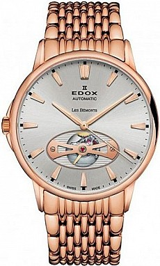 Edox Les Bémonts 85021 37RM AIR Open Heart
