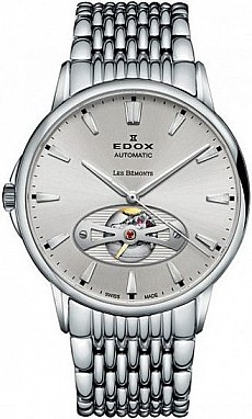 Edox Les Bémonts 85021 3M AIN Open Heart