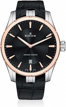 Edox Grand Ocean 56002 357RC NIR Ultra Slim