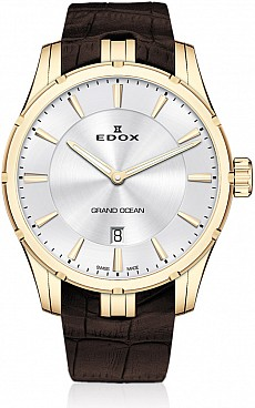 Edox Grand Ocean 56002 37JC AID Ultra Slim