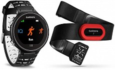 Garmin Forerunner Black HR Run2 s GPS