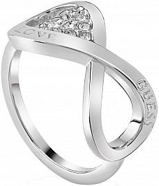 Guess UBR85004-54 prsten ENDLESS LOVE (Ring - SILVER)