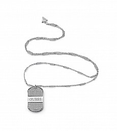 Guess UBN28105 řetízek Necklace Guess Glam Tag