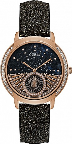 Guess Ladies W1005L2 Dress STARGAZER